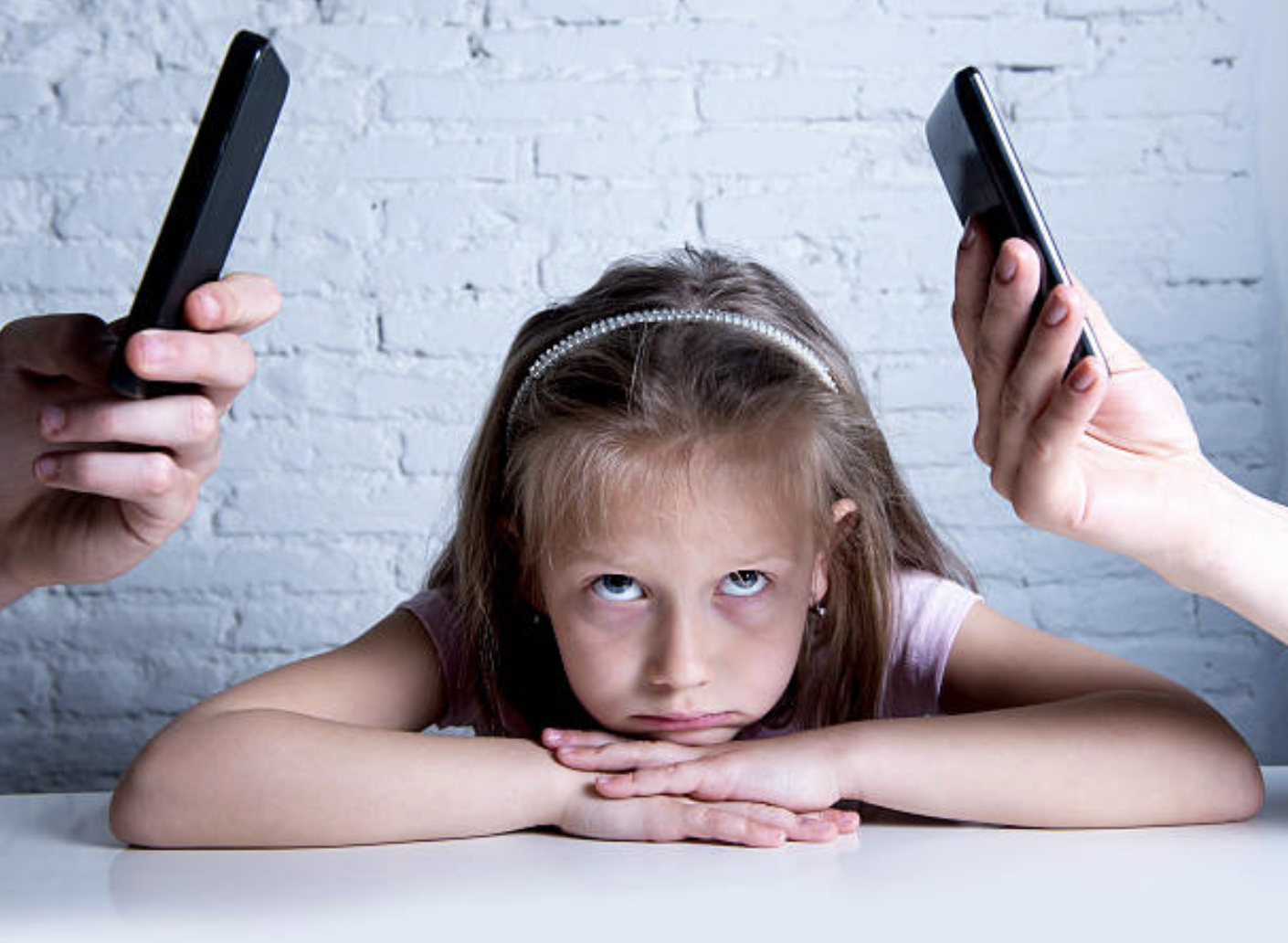 Is Your Cellphone Addiction Harming Your Child?